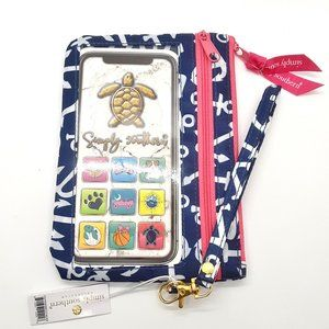 Simply Southern Phone Wristlet - ANCHOR